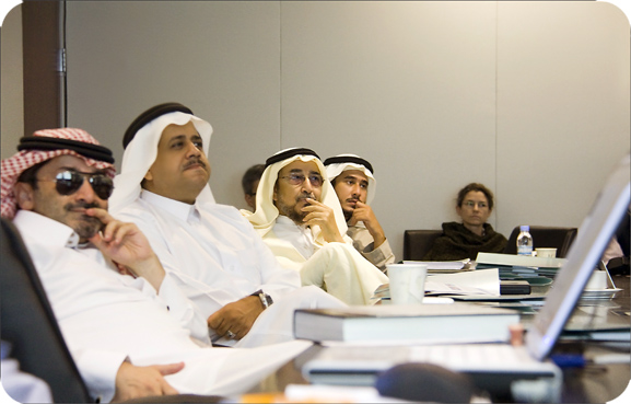 Workshop on Geometry in Architecture and Building Design 2010, in KAUST, Saudi Arabia
